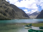 Lago Llanganuco