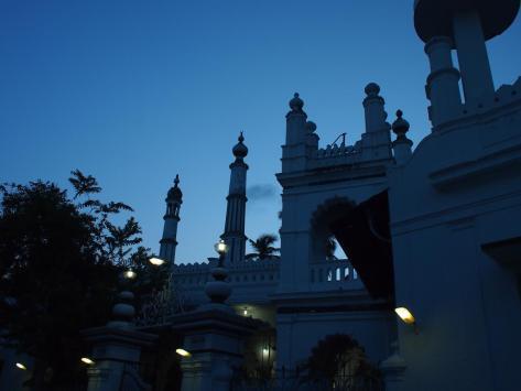 A mosque in the Muslim Quarter