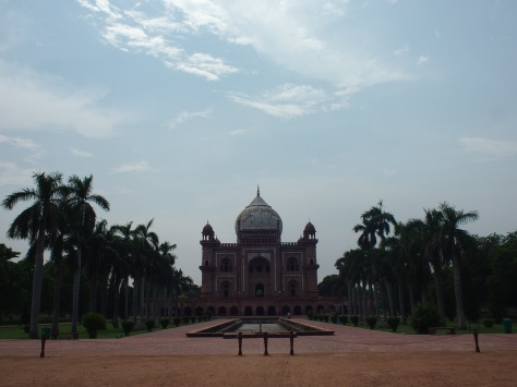My first of what is sure to be many, many monuments, temples, tombs, etc:  Safdarjung's Tomb. A quiet estate amongst the chaos.