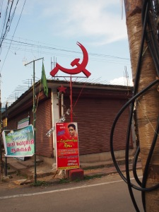 Kerala has two dominating political parties - one which is a communist led party.  The two parties have alternated power over the past 3 decades.