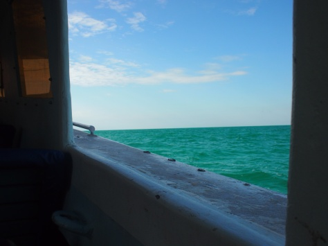 Boat Rides in the Caribbean are simply the best!
