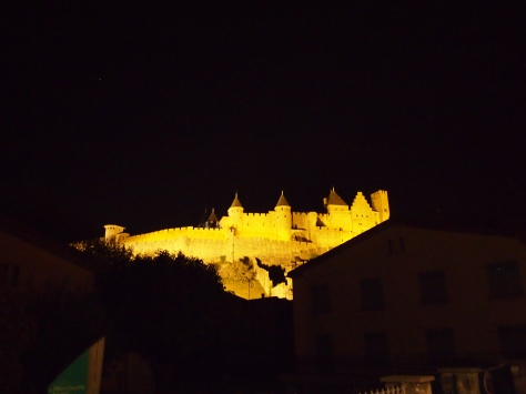Beautiful Carcassonne!