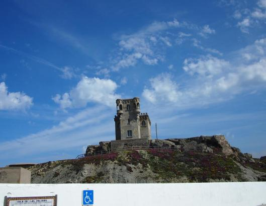 Watchtower in Tarifa.