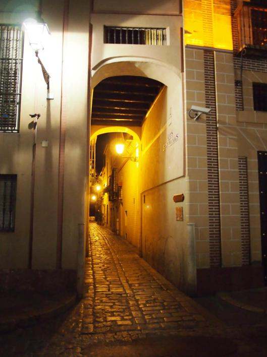 narrow streets so alluring it was nearly impossible NOT to walk down.